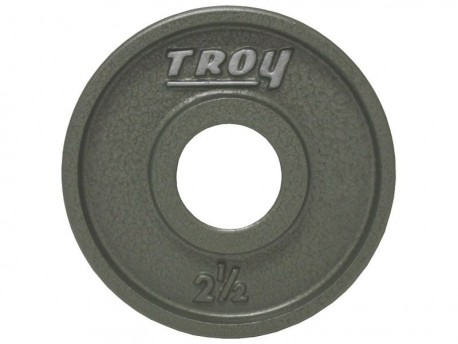 Troy Premium Weight Plate Grey