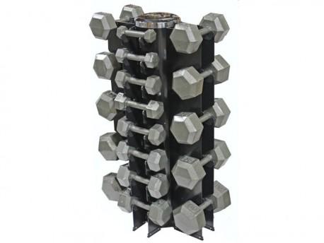 Vertical Dumbbell Rack - 13 Pair
