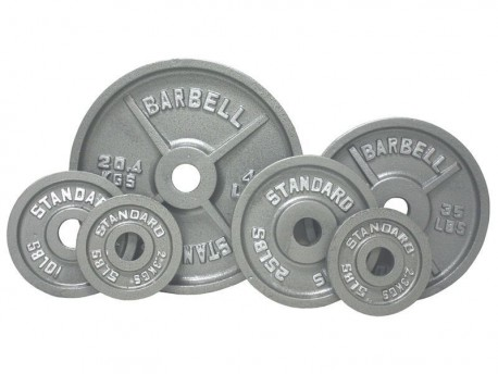 Economy Plate Grey