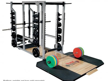 York STS Triple Combo Rack