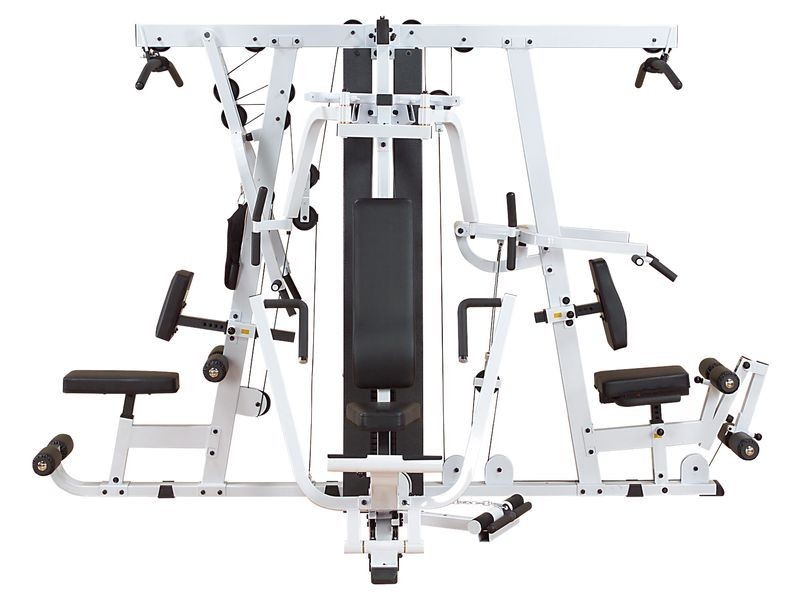 Body solid exm s selectorized home gym commercial grade