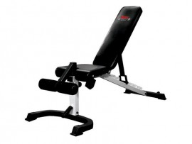 York FTS Flat Incline Decline Flex Bench with Leg Hold Down