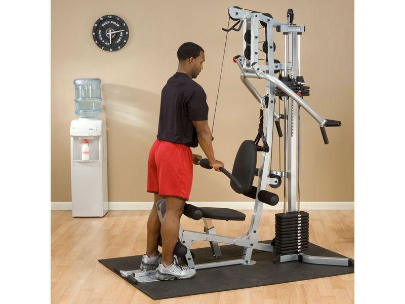 Powerline bsg quick build home gym