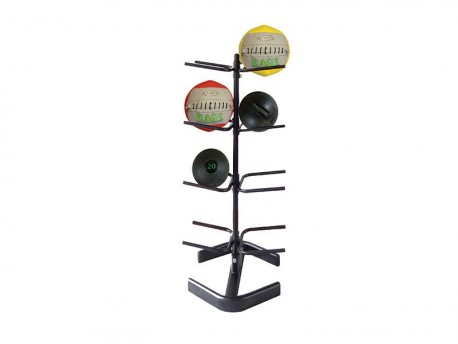 Rage 8 Medicine Ball Rack