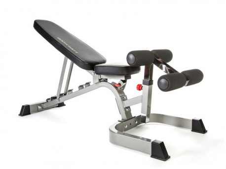 BodyCraft F602 V2 Flat/Incline/Decline Utility Bench