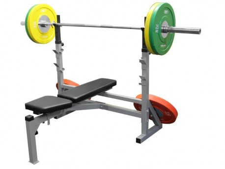 Valor BF-39 Adjustable Olympic Bench