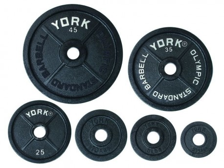 York Legacy Calibrated Plate
