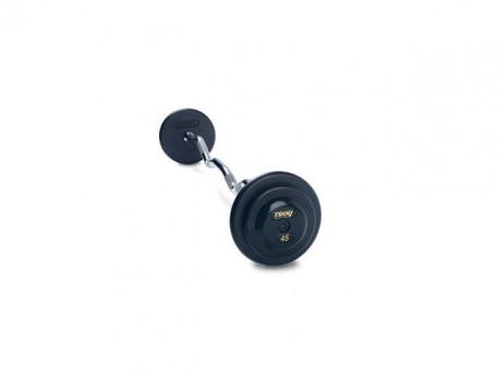 Troy Pro-Style Curl Bar Set - 20-110 lb