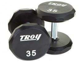 Troy Premium Urethane Dumbbell