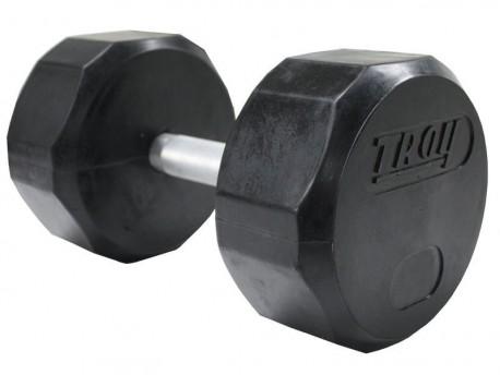 Troy Premium Rubber Dumbbell