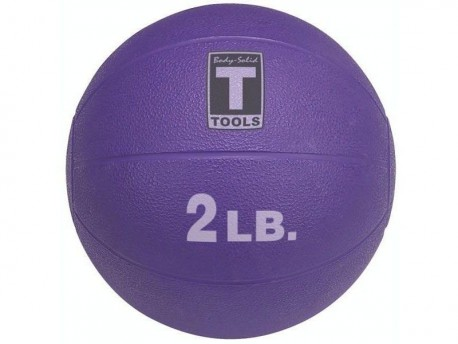 Body Solid Rubber Medicine Ball