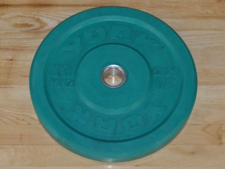 York Bumper Colored Plate in Kg