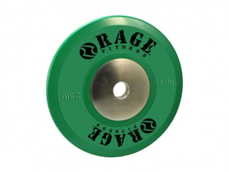 Rage Competition Bumper Plate