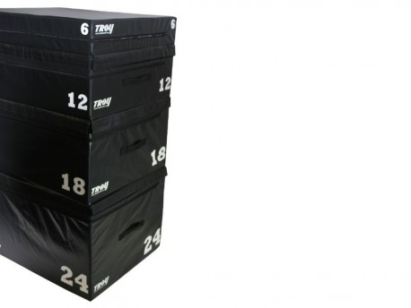 Troy Soft Stackable Plyo Box