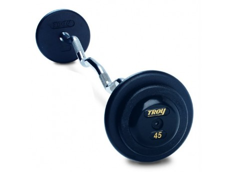 Troy Fixed Weight Curl Barbell