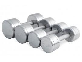 CAP Chrome Steel Dumbbell