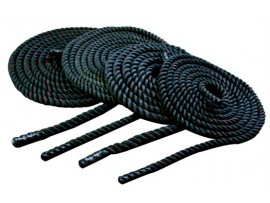 Black Poly Conditioning Rope