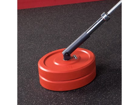 Landmine Plate Pivot