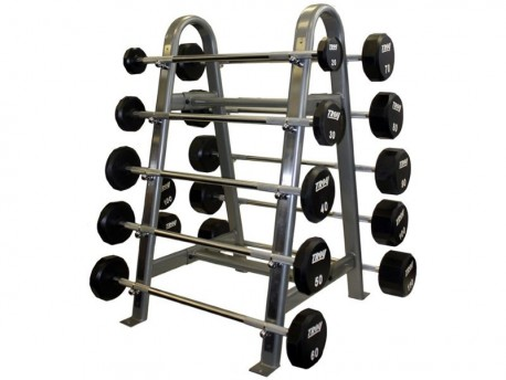Troy Fixed-Weight Barbell Storage Rack