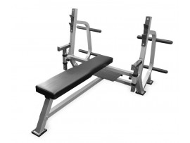 Valor BF-49 Olympic Bench with Spotter Stand