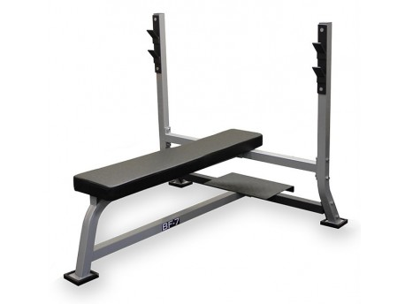 Valor BF-7 Olympic Bench with Spotter Stand