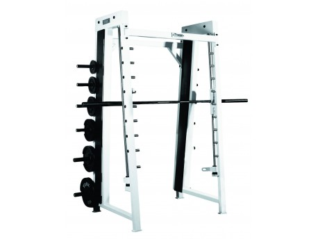 York STS Counter Balanced Smith Machine