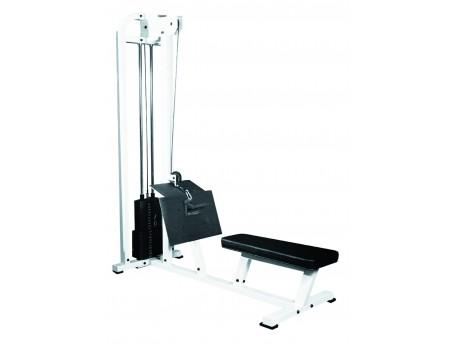 York STS Weighted Row Machine