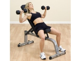 Body Solid Flat/Incline Bench