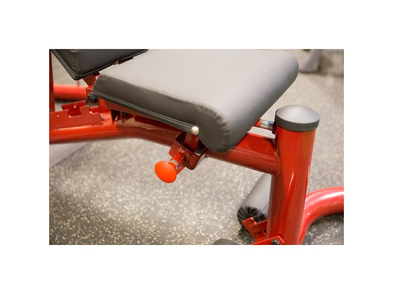 Solid Flat Incline Decline Bench