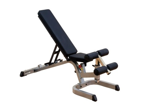 Body Solid Heavy Duty Flat/Incline/Decline Bench