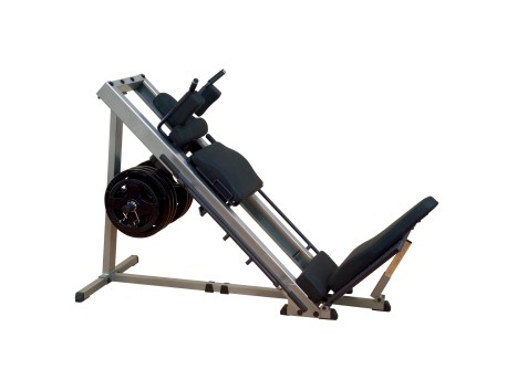 Body Solid Leg Press & Hack Squat Machine