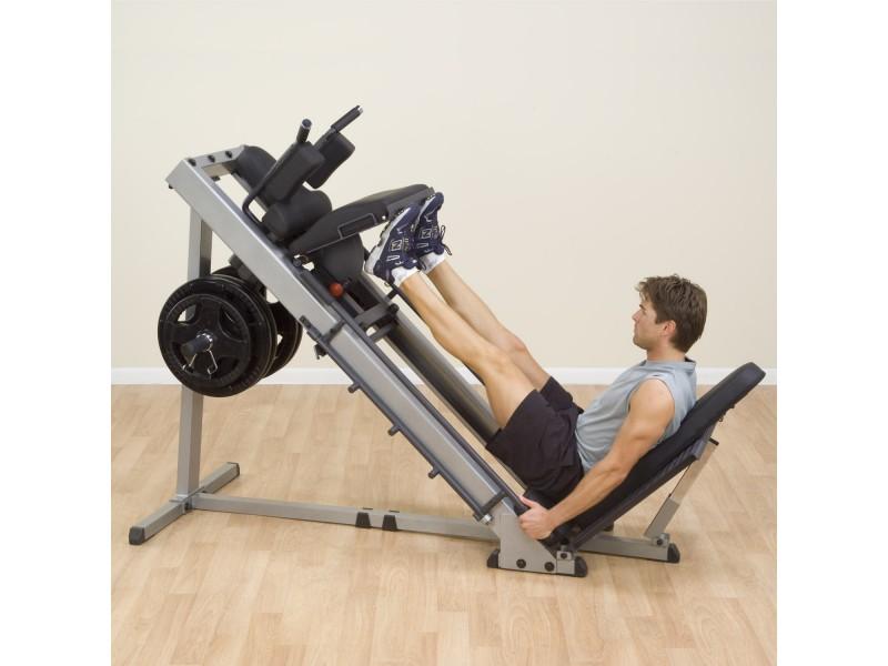 weight leg press machine