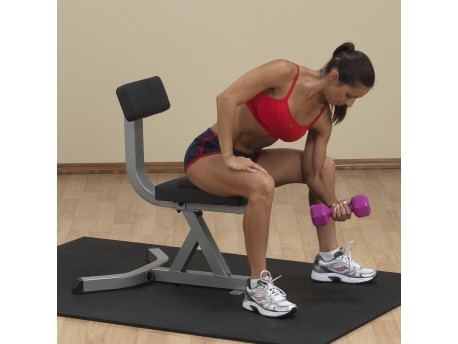 Body Solid Upright Bench