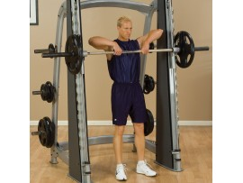 Body Solid ProClub Counter Balanced Smith Machine