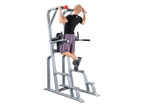 Body Solid ProClub Vertical Knee Raise and Dip and Pullup