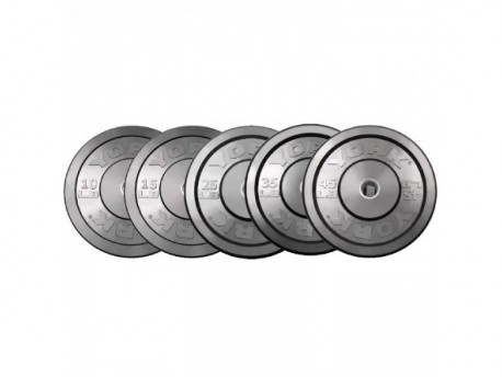 York Bumper Plates 230lb Set