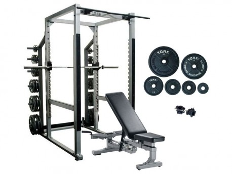 York STS Power Cage Package