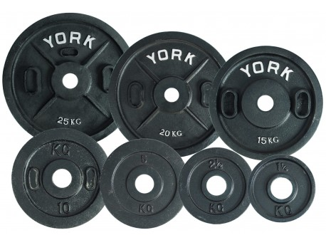 York Kilo Cast Iron Calibrated Plate