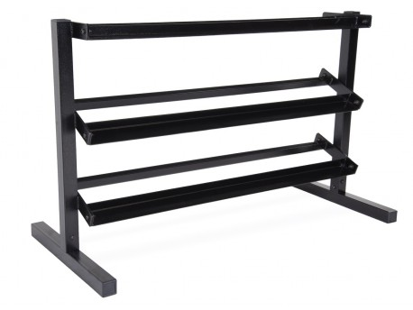 CAP 3-Tier 5-70lb Dumbbell Rack