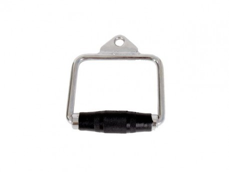Steel Cable Handle with Rubber Grip