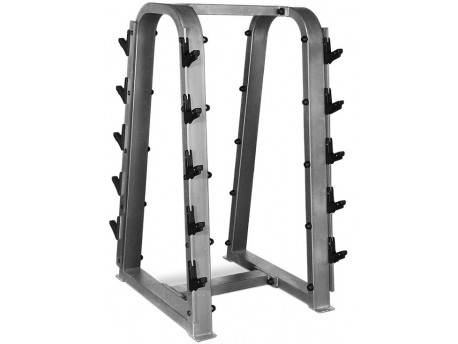Intek Fixed-Weight Barbell Storage Rack