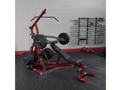 Body Solid Corner Leverage Gym