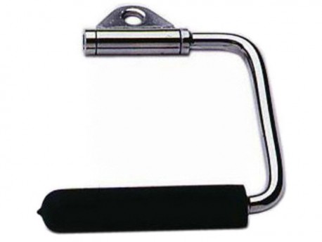 Revolving Stirrup Handle with Rubber Grip