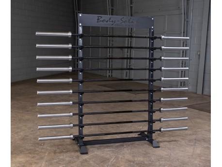 Body Solid 10-Bar Gunrack