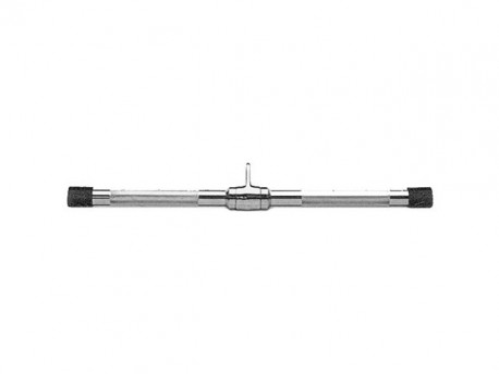 20-inch Multi-Purpose Deluxe Straight Bar w/ Swivel