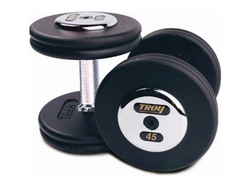york legacy dumbbell set. troy pro-style dumbbell set - 5-150 lb york legacy