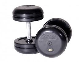 Troy Rubber Pro-Style Dumbbell Set - 5-50 lb