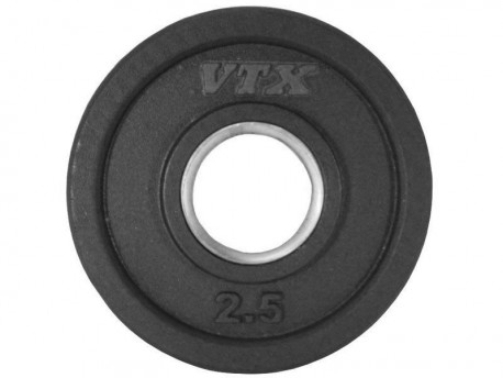 Troy VTX Rubber Coated Plate