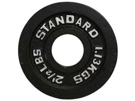 Economy Plate Black