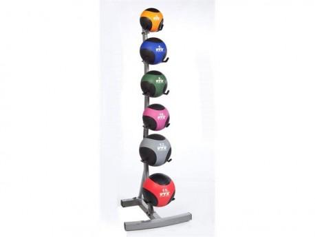 6 Medicine Ball Rack